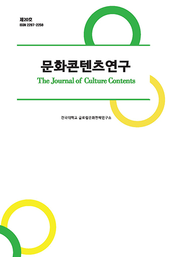 The Journal of Culture Contents